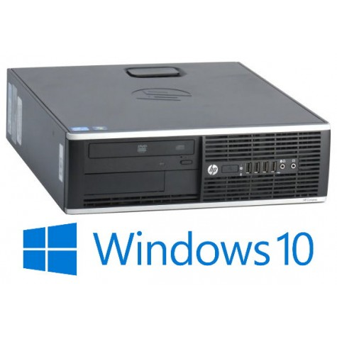 HP Elite 8200 SFF Win10